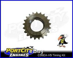 Crow Cams Vernier Timing Gear kit set Ford EA-EF AU 3.9L 4.0L 6cyl OHC CS6EA-VS