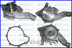 Engine Cooling Water Pump Dolz M657 G New Oe Replacement