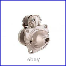 Fits Ford Escort Mk2 Rs2000 2.0 Ohc Pinto Lightweight New Uprated Starter Motor