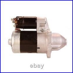 Fits Morgan Four Plus Four Ford Ohc Pinto Brand New Starter Motor 82-86