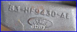 Ford Auspuffkrümmer OHC Sierra Scorpio P100 Transit Finis 1631497 83HF-9430-AE
