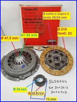 Kit frizione Ford Sierra motore OHC 1,6 ed SOHC 1,8 dal 8/1982 al 2/1989