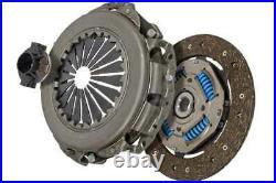 Kupplungssatz 3-teilig Ø215mm OHC 1,6l 46kW Getriebecode F FORD Transit MK3