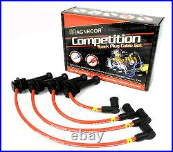 Magnecor KV85 Ignition HT Leads Ford Capri OHC Pinto 1972 on 22 Coil Lead
