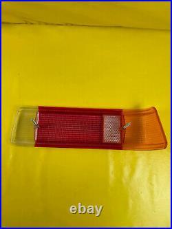 NEU + ORIGINAL BMW E21 Rücklicht Glas Heckleuchte Lichtscheibe