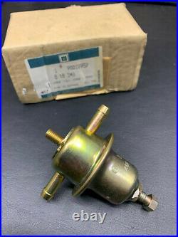 NEU + ORIGINAL OPEL Druckregler Einspritzanlage Bosch 0280161006 818545 90019987