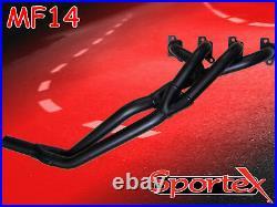 Sportex Ford Escort mk1, mk2 performance exhaust manifold 1.6, 2.0 OHC Pinto