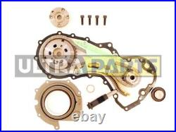 Timing Chain Kit Fits To Ford Mondeo 1.8 OHC 06/2007-09/2010-TK128CK