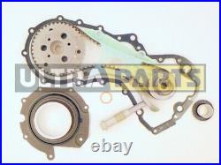 Timing Chain Kit Fits To Ford Transit Connect 1.8 OHC 08/2002-12/2009-TK128F