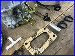 WEBER 32/36 Dgv Carburettor Ford 1.6 XF Pinto Manual Choke Ohc